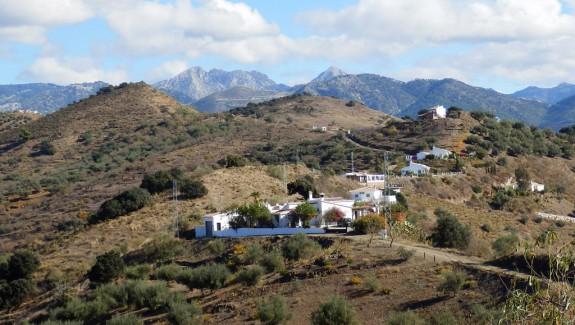 Front Casa Agradable Arenas vakantiehuisinspanje