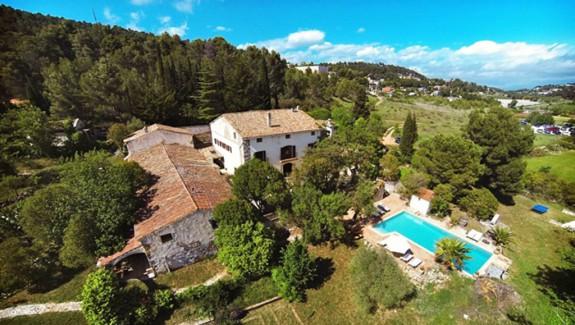 FEA-overzicht-BenB-Mas-Xipres-Barcelona-vakantiehuis-in-spanje