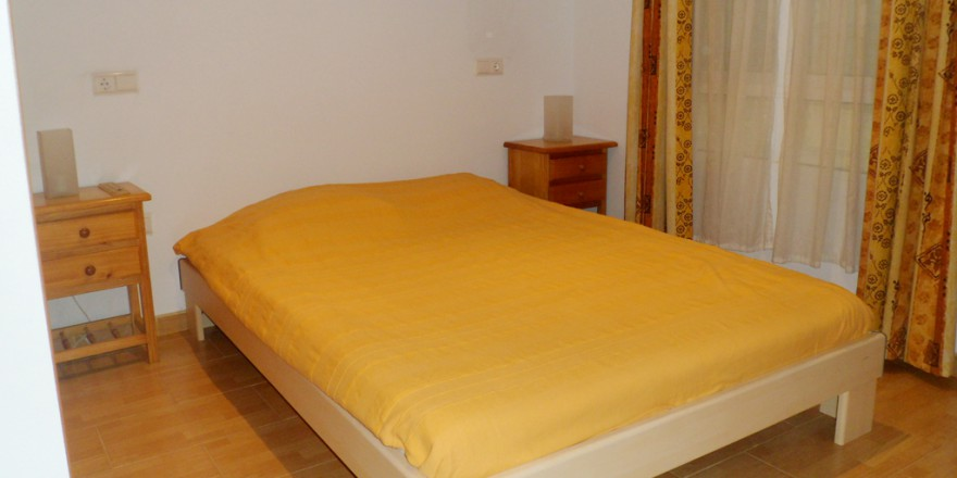 slaapkamer-Appartement-Rojales-vakantiehuisinspanje