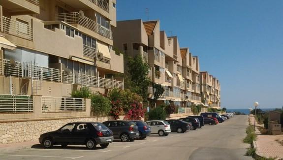 Front-Appartement-Zeus-Calpe-vakantiehuisinspanje