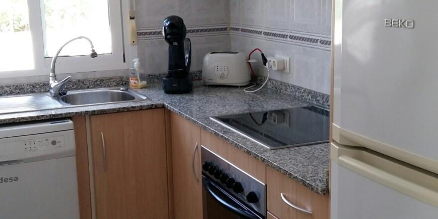 keuken met kasten